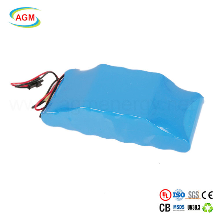 Rechargeable battery pack 18650 Low Tempt 4S3P 14.6V 6.6Ah