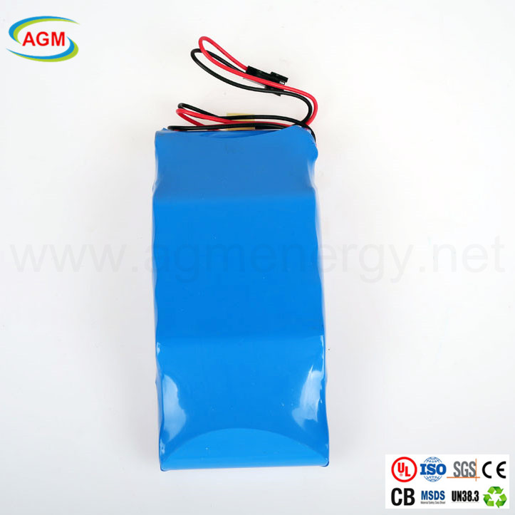18650 Low Tempt 4S3P 14.6V 6.6Ah Rechargeable battery pack