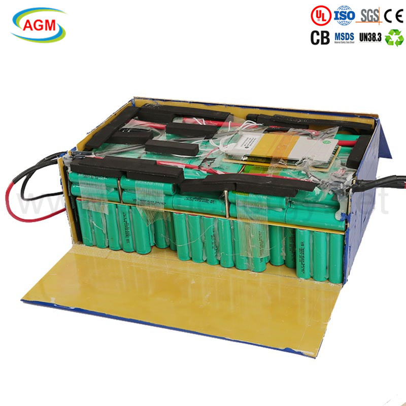 Low Temperature 25.9V 85Ah 7s39p Lithium Batteries