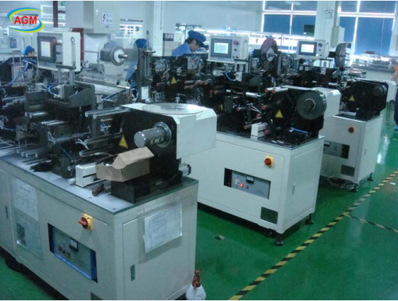 Automatic production machine