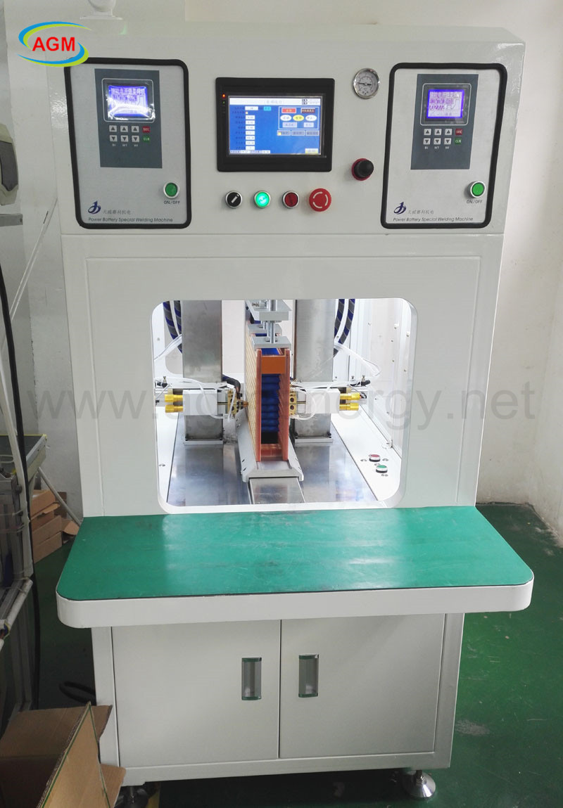 Solar panel power battery automotive spot welding machines